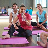 Holistic studio at David Lloyd Clubs.